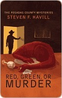 Red, Green, or Murder(Posadas County Mystery 7) (ePUB)