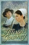 Allison's Journey (Heartsong Contemporary)