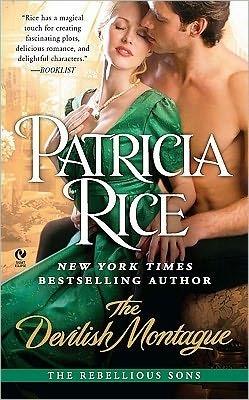The Devilish Montague by Patricia Rice