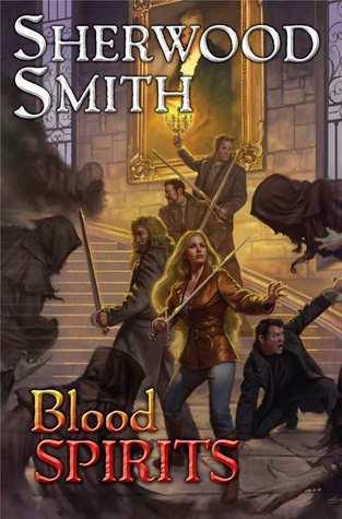 Blood Spirits by Sherwood Smith