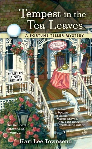 Tempest in the Tea Leaves(Fortune Teller Mystery 1)