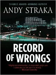 Record Of Wrongs (A Novel of Suspense)