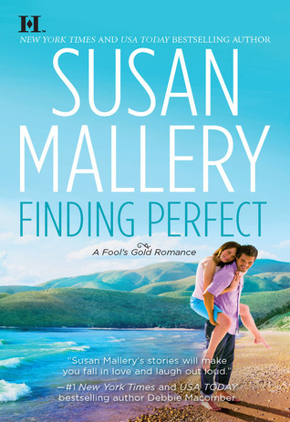 book cover: Finding Perfect by Susan Mallery