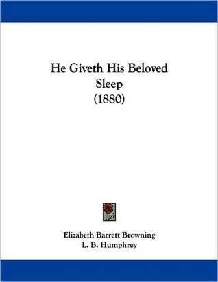 He Giveth His Beloved Sleep (1880)