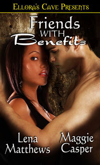 Friends With Benefits (The Boulevard, #2...