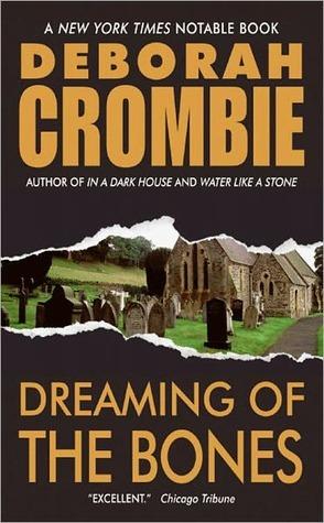 Dreaming of the Bones(Duncan Kincaid & Gemma James 5)
