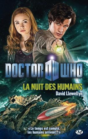 Doctor Who: La Nuit des Humains par David Llewellyn, Laurent Queyssi