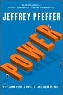 Power by Jeffrey Pfeffer