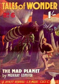 Title: The Mad Planet