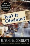 Book cover for Isn't It Obvious?