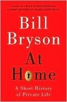 Book cover for At Home: A Short History of Private Life
