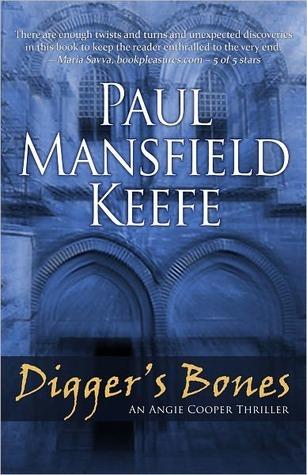 Digger's Bones by Paul Mansfield Keefe