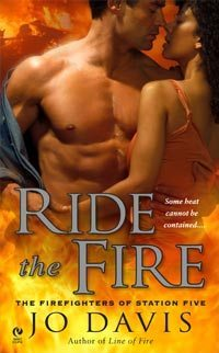 Ride the Fire by Jo Davis