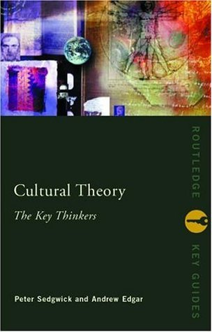 Cultural Theory by Peter Sedgwick