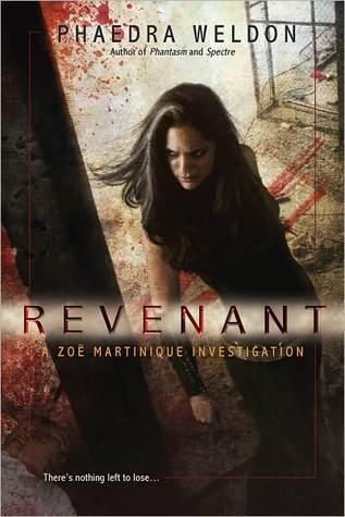 Revenant (Zoe Martinique, #4)