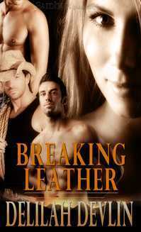 Breaking Leather (Lone Star Lovers, #4)