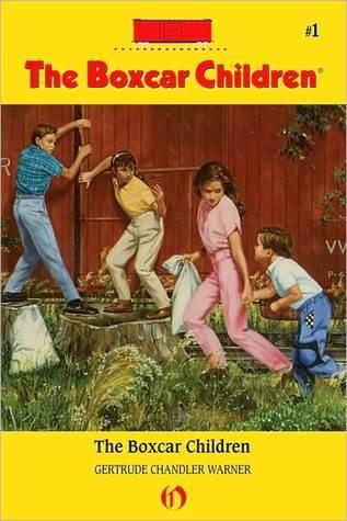 The Boxcar Children by Gertrude Chandler Warner