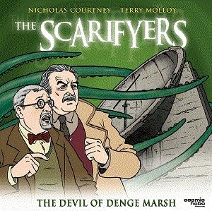 The Scarifyers by Paul Morris