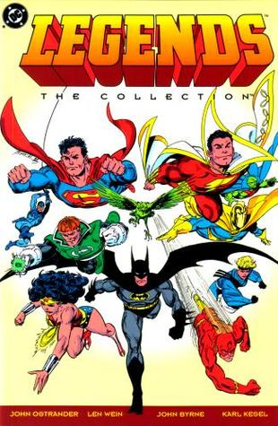 Legends by John Ostrander