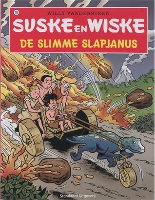 De Slimme Slapjanus (Suske en Wiske, #238)