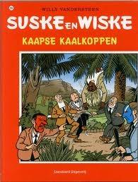Kaapse kaalkoppen (Suske en Wiske, #284)
