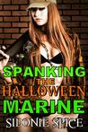 Spanking the Halloween Marine