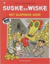Het slapende goud (Suske en Wiske #288)