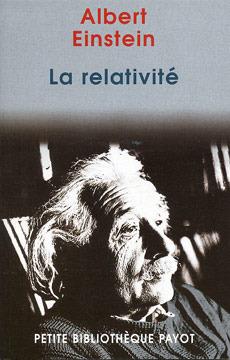 La Relativité por Albert Einstein, Maurice Solovine