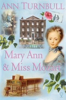 Mary Ann and Miss Mozart by Ann Turnbull