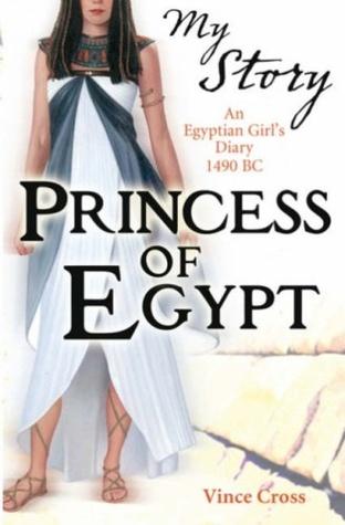 Princess of Egypt by Vince Cross