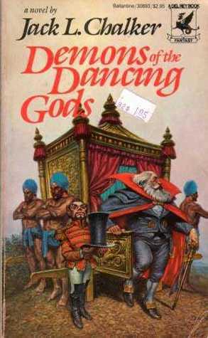 Demons of the Dancing Gods(Dancing Gods 2)