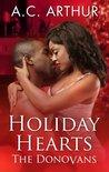 Holiday Hearts (The Donovans #6)