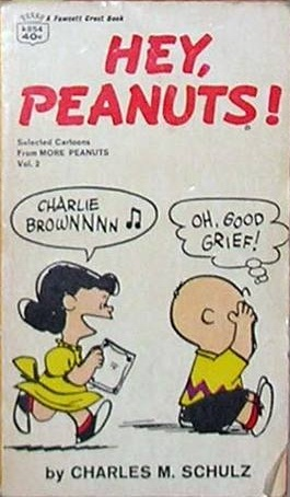 Hey, Peanuts! (Peanuts Coronet, #17)
