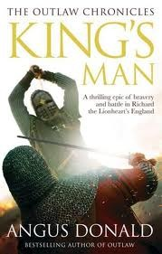 King's Man (The Outlaw Chronicles, #3)