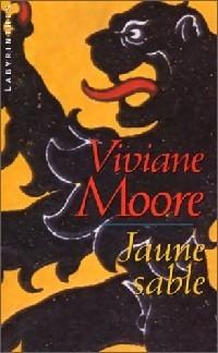 Viviane Moore - Galéran de Lesneven - Tome 7 - Jaune sable