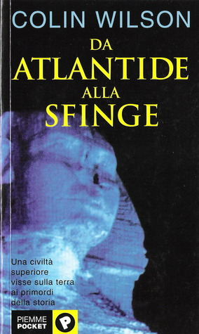 From atlantis to the sphinx by colin wilson malvernweather Images