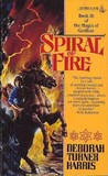 Spiral Of Fire (Mages Of Garillon, #3)