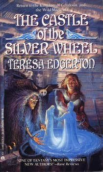 The Castle of  the Silver Wheel