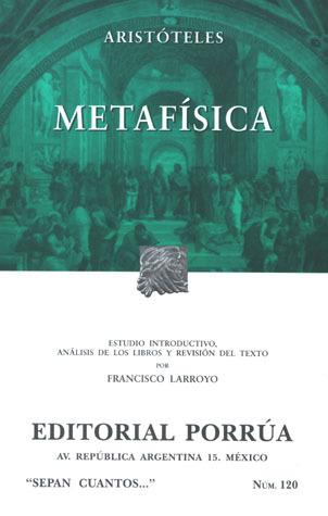Metafísica (Sepan Cuantos, #120)