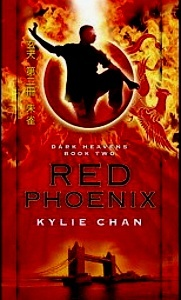 Red Phoenix by Kylie Chan