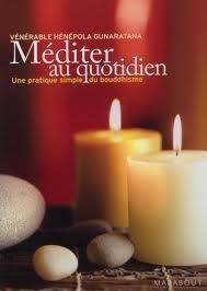 Méditer Au Quotidien by Henepola Gunaratana