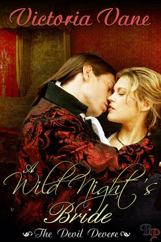 A Wild Night's Bride by Victoria Vane