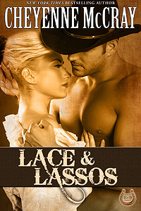 Lace and Lassos (Rough and Ready #2)