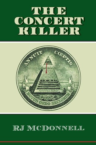 The Concert Killer (Rock & Roll Mystery Series)