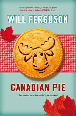 canadian pie book cover