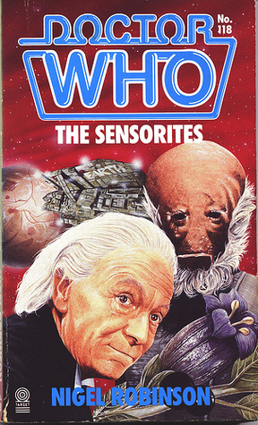 Doctor Who by Nigel Robinson
