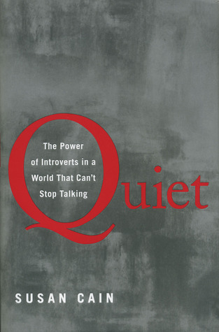 Quiet the power of introverts in a world that cant stop talking by 8520610 fandeluxe
