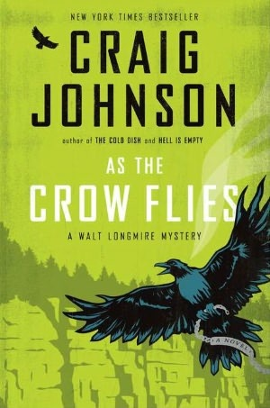 As The Crow Flies (Walt Longmire, #8)