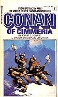 Conan: Conan of Cimmeria