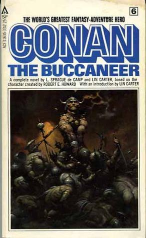 Conan the Buccaneer (Book 6)
